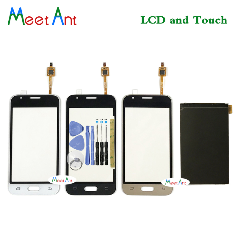 New High Quality 4.0'' For Samsung Galaxy J1 Mini <font><b>J105</b></font> SM-J105F J105B <font><b>Lcd</b></font> Display With Touch Screen Digitizer Sensor image