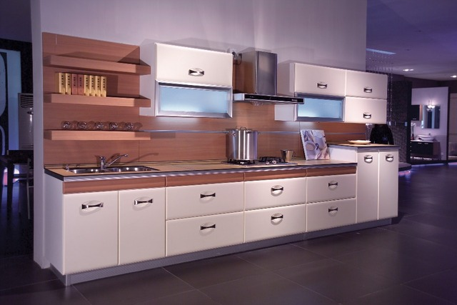 Keuken Kast Kleine : Foshan nieuwe model kleine modulaire lak keukenkast in foshan