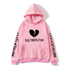 The latest fashion xxxtentacion hoodie sweatshirt Rip hip hop rapper Jahseh Dwayne Onfroy revenge mens clot