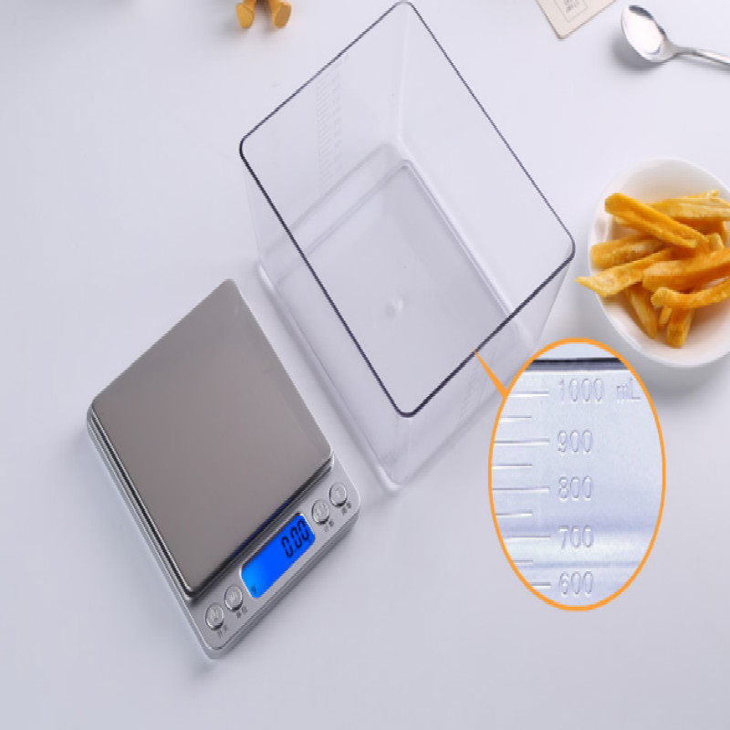 Digital Kitchen Scale Measuring Cup Balance Cuisine Food Scale