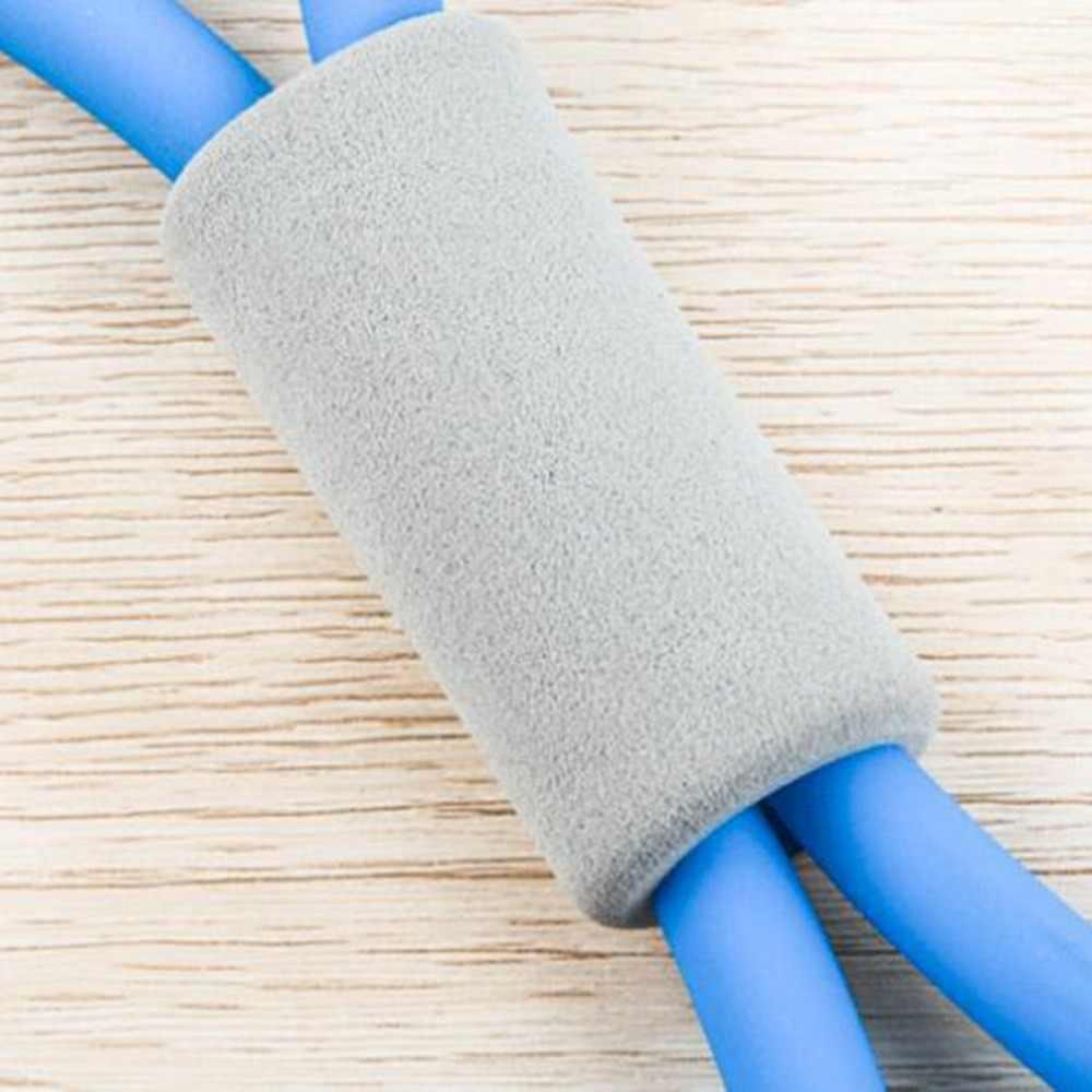 Тренировка тяги Эспандер для физических упражнений трубки практическая тренировка эластичная резинка для волос Йога тренировки кордажи Йога