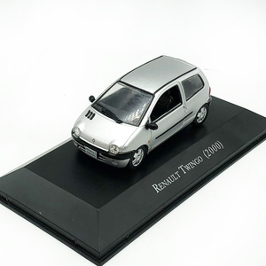 Ixo 1/43 RENAULT TWINGO 2000 Reynolds Car Alloy Static Model Collection Model(China)