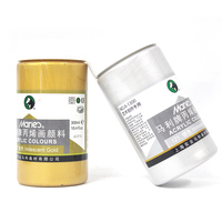 Maries A1300 acrylic pigment gold pigment silver propylene 300ml acrylic paint