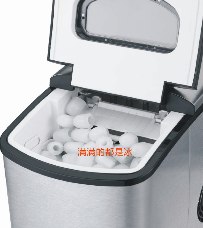 Großgeräte Kommerziellen Edelstahl Elektrische Schnee Kegel Eis Zerkleinert Eismaschine Brecher Maker 0.4kw New