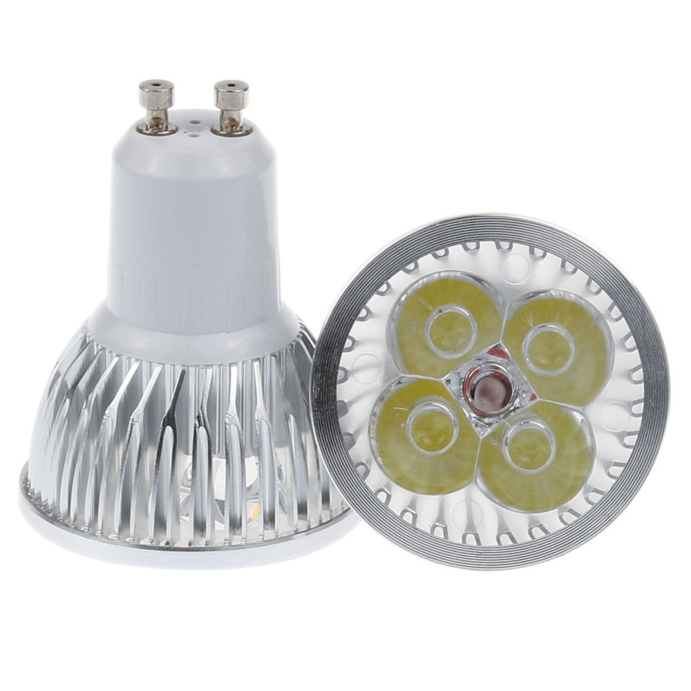 1X High power CREE GU10 E27 GU5.3 E14 3X3W 9W 4x3W 12W 5X3W 15W 85-265V Dimmable Light lamp Bulb LED Downlight Led Bulb free shipping ultra bright gu10 dimmable 9w cree led cob spot down light bulb 85 265v