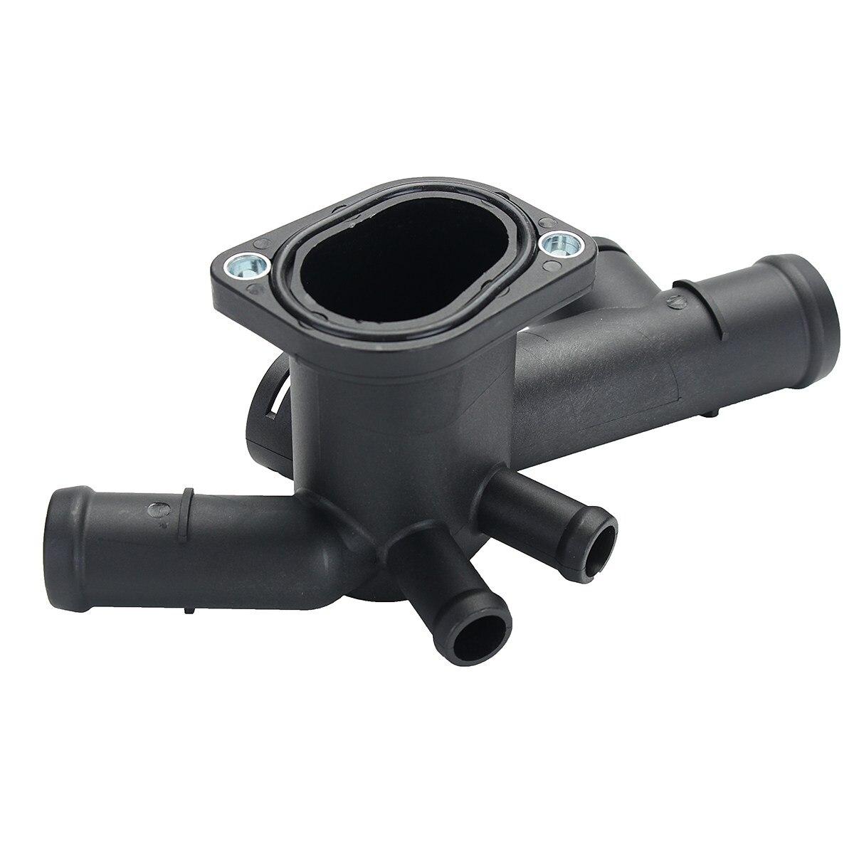 Water Coolant Hose Flange Coupler Outlet Neck Fit For VW Beetle 2.0L 1998-2005 цены