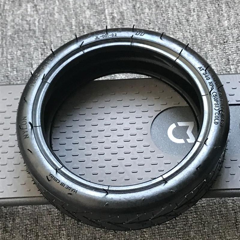 Mis à jour Xiaomi Mijia M365 Électrique Planche À Roulettes Scooter Pneu 8.5 8 1/2X2 Tube Intérieur Pneu Skate conseil Épais Durable Date