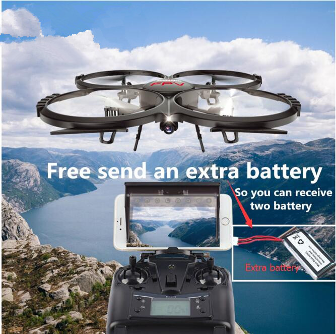 An extra battery Wifi FPV rc drone U818a U919A upgrade version Remote Control Helicopter Quadcopter 6Axis