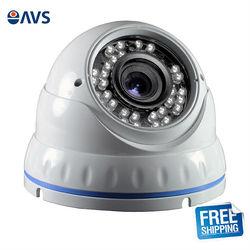 AHD 720 P 1.0MP kopuła zabezpieczająca KAMERA TELEWIZJI PRZEMYSŁOWEJ z 2.8 12mm soczewka wieloogniskowa camera case cctv dnrcamera pro -