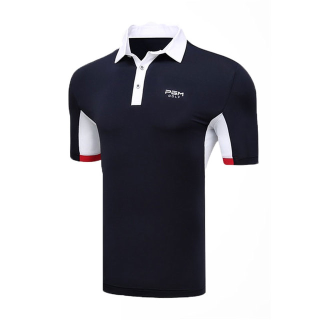 2061e177 New Design Mens Golf Tee Shirt Men Breathable Sportswear Training Apparel  Quick-Dry Short Sleeve Golf Polo Shirts AA11820