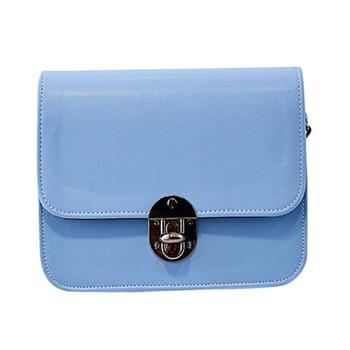 Fashion Women Leather Mini Adjustable Shoulder Bag Messenger Handbag
