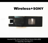 HD!! WIFI camera Wireless Car Rear View Camera SONY Chip For Vauxhall OPEL ASTRA H/CORSA D/MERIVA A/VECTRA C/ZAFIRA B