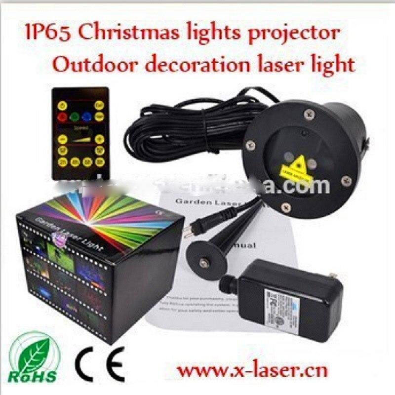 2016 new ip 65 auenweihnachtsstern projektor laserlicht dusche weihnachten dekoration licht red green sankt schneeflocke laser licht in 2016 new ip 65 - Licht Dusche Ip