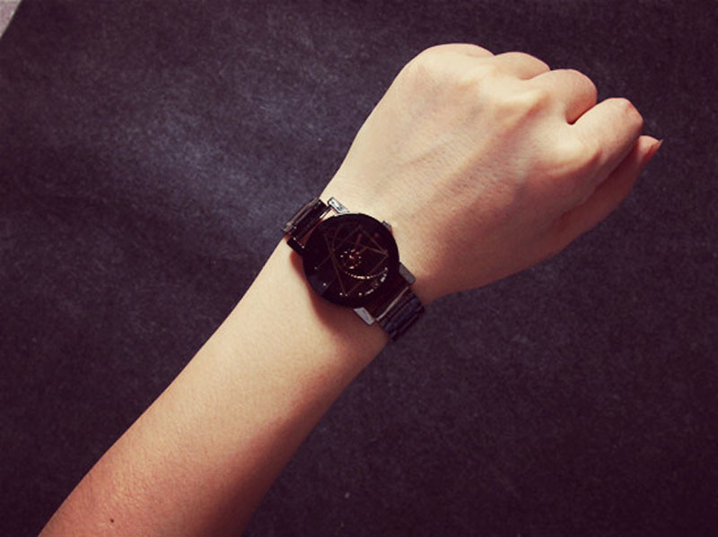 Gofuly 2019 Nieuwe Luxe Horloge Fashion Rvs Horloge Voor Man Quartz Analoog Horloge Orologio Uomo Hot Sales 5