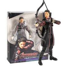 Vingadores hawkeye pvc figura de ação collectible modelo brinquedo