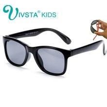 3c0e66410 IVSTA 825 B Do Bebê Crianças óculos de Sol Óculos de Sol Óculos de Sol  infantis para Meninos Legal Lentes Polarizadas de Borrach.