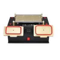 3 in 1 Multifunction Preheater +Bezel Middle Frame lcd Separator Machine + Vacuum LCD Separator For samsung lcd screen repair