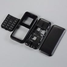 Carcasa completa para móvil, para Nokia 105, 1050, RM-1133, teclado en Inglés + 1/2sim, Marco medio + funda trasera para batería + herramienta