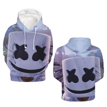 ZSQH Best selling products Game Battle Royale DJ Marshmello Cotton Adult Unisex