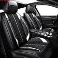 Автомобильный чехол для сиденья для Toyota corolla chr auris wish aygo prius для Avensis Camry 40 50 аксессуары чехлы для сидений автомобиля
