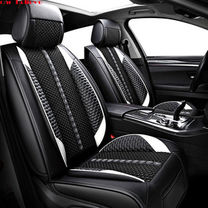 Image 1 - Car Believe car seat cover For Toyota corolla chr auris wish aygo prius avensis camry 40 50 accessories covers for vehicle seat