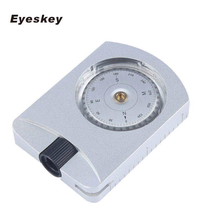 2018 Eyeskey Профессиональный Водонепроницаемый Компас для выживания компас позиционирование