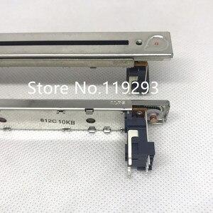 Image 5 - [BELLA]New Japan ALPS faders Original LS9 M7CL NC Potentiometer 14.4cm B10K T type handle electric mixer fader  5PCS/LOT