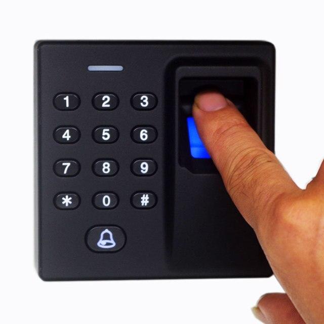 Free Shipping Fingerprint Access Control a System Fingerprint for Open a Door Finger Print MINI FP Access Control Wiegand output