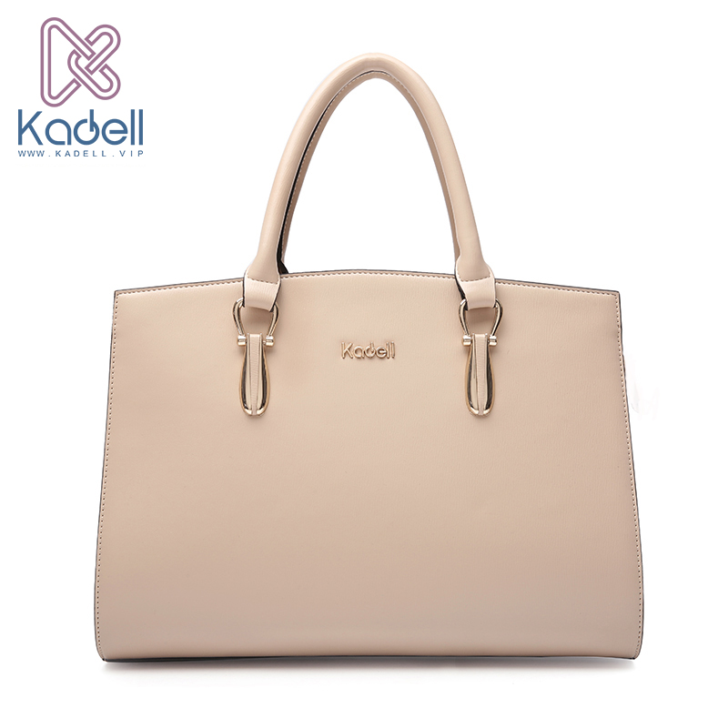 Kadell Brand Luxury Women Leather Handbags Bolsa Feminina Large-Capacity Elegant Ladies Shoulder Bag for Business Paty totes forudesigns casual women handbags peacock feather printed shopping bag large capacity ladies handbags vintage bolsa feminina