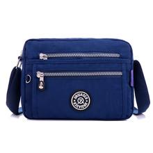 Women Messenger Bags High Quality Ladies Handbag Shoulder Bag for Women Waterproof Nylon Crossbody Bag bolsas feminina