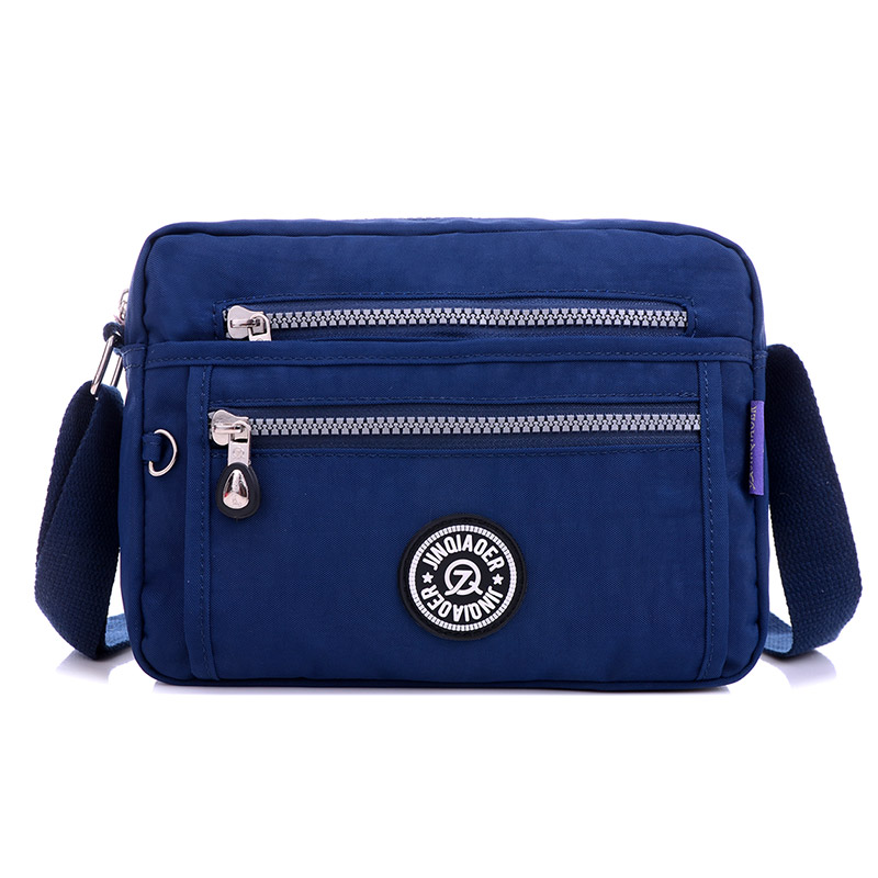 JINQIAOER Women Messenger Bags High Quality Ladies Handbag Shoulder Bag for Women Waterproof Nylon Crossbody Bag bolsas feminina