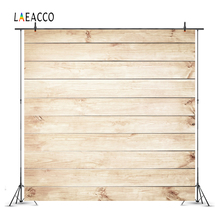 Laeacco Wooden Board Plank Texture Portrait Photography Backgrounds Customized Backdrops For Photo Studio