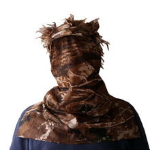 3D Camo Mask Snipper Camouflage Mask for Hunting Fishing Bionic Full Face Camouflage
