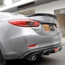 Спойлер для Mazda 6,-, мазда 6, ATENZA, спойлер для движения, материал АБС-пластик, задний спойлер, задний спойлер, спойлер для движения