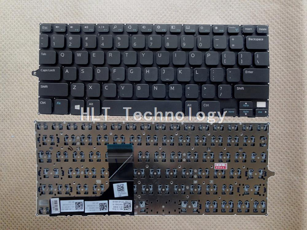 Original and New Black US keyboard for <font><b>DELL</b></font> Inspiron 11 3000 3147 11 3148 3138 <font><b>P20T</b></font> 3158 Good work! image
