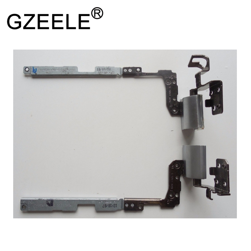 GZEELE LCD Screen Hinges For Dell Inspiron 14R 5420 7420 14R-5420 14R-7420 14R-2518 Hinge Set L+R C04XX FBR08016010 FBR08015010