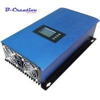2000 Вт ветер мощность сетки галстук инвертор с ограничителем/контроллер нагрузки/резистор В для 3 фазы 48 в ветровой турбины генератор