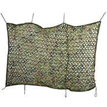 Hunting Military Camouflage Net Woodland Army Camo Netting Camping Sun Shelter Tent Shade Sun Shelter 4m*2m/2m*3m/1.5m*2m/1m*2m