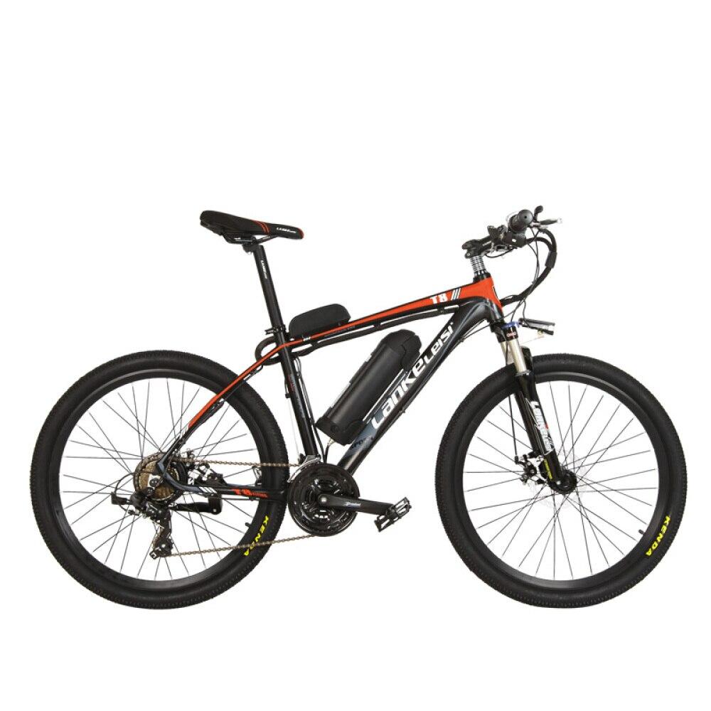 T8 36 V Potente Bicicleta Eléctrica Bicicleta De Alta Calidad Mtb Bicicleta De Montaña Eléctrica Adoptar Horquilla De Suspensión Mano De Obra Exquisita (En)