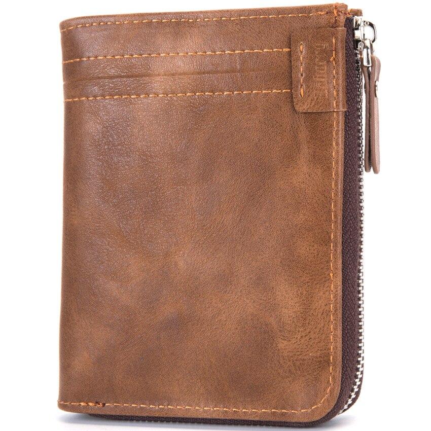 2018 carteira Men Wallets Coin Purse Mens Wallet Male Money Purses monedero Card Case Casual Standard Wallets Purse portfel W192