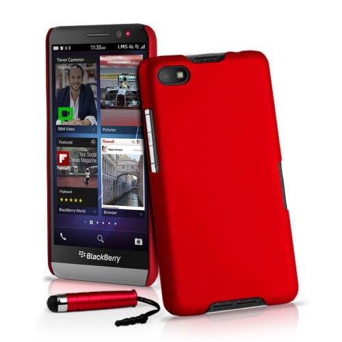Gxe ультра тонкий матовый Жесткий ПК Щит кожи, чехол для Blackberry Z30 ячейки В виде ракушки протектор мобильного телефона чехол