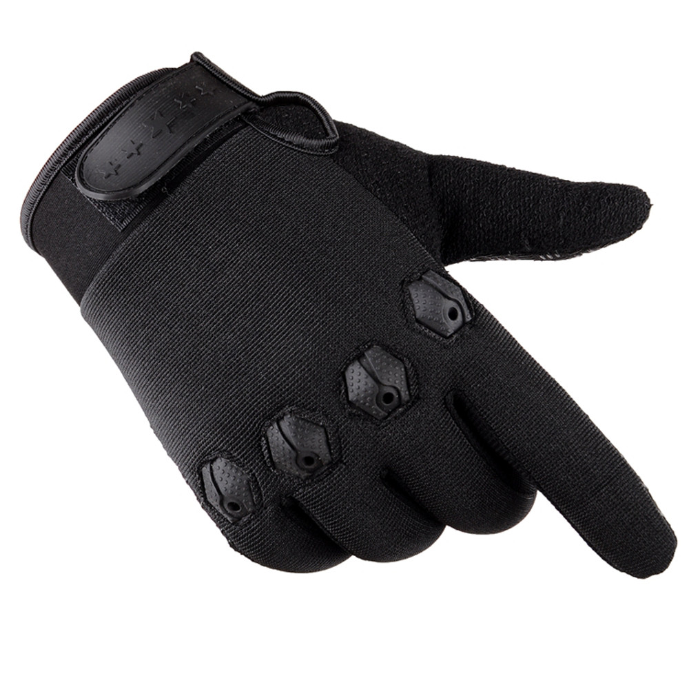 Feitong High Quality Men Gloves Breathable Cycling Bicycle Sports Breathable Sweat Mesh Gloves2019 Hot Sale Fashion Gift