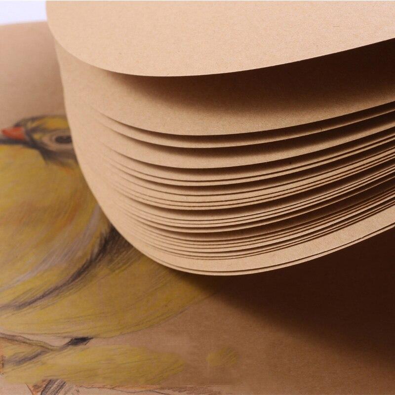 10 pces esboco aquarela desenho para papel 02