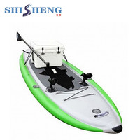 Best sale inflatable fishing stand up paddle board