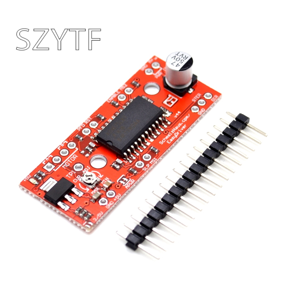 A3967 stepper motor driver module EasyDriver Stepper MotorDriver-in Integrated Circuits from Electronic Components & Supplies