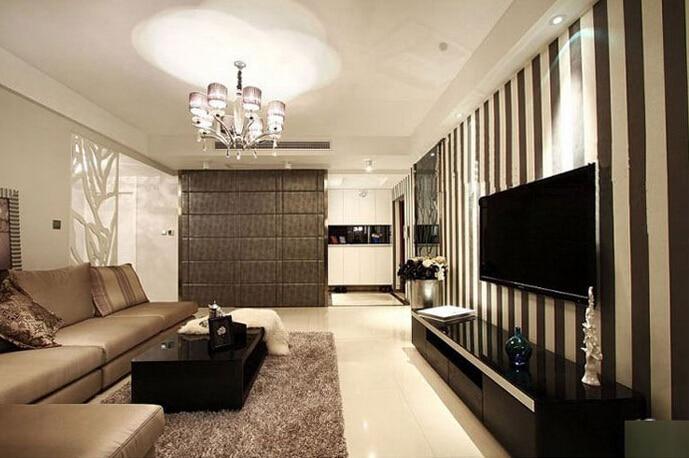 Design : Wohnzimmer Tapeten Schwarz Weiß ~ Inspirierende Bilder ...