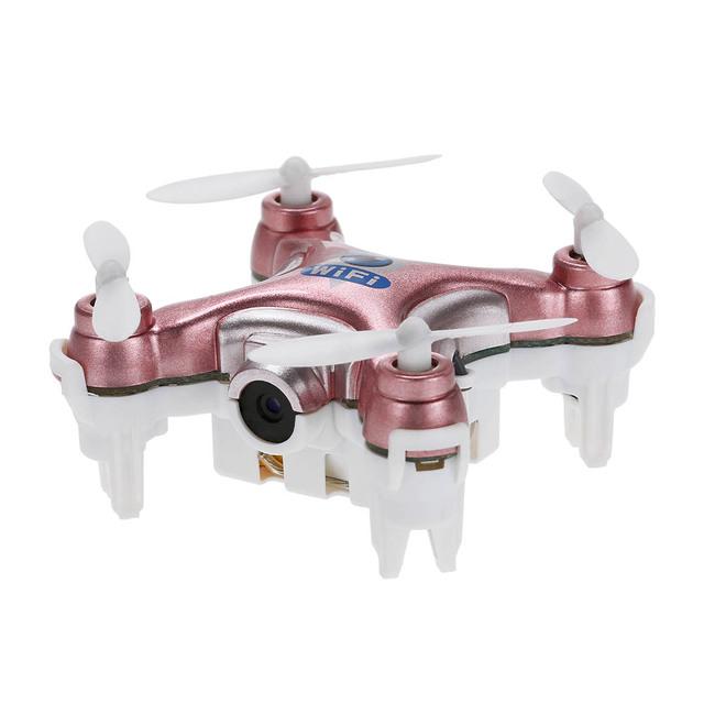 Original Cheerson CX-10W 4CH 6-Axis Gyro Wifi FPV Drone RTF Mini RC Quadcopter with 0.3MP Camera