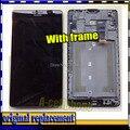 С рамкой ЖК-Дисплей + сенсорный Экран Digitizer ДЛЯ Huawei Ascend mate 1 MT1-U06 Mate 1 МТ1 u06 Ассамблеи Бальк кабель гибкого трубопровода