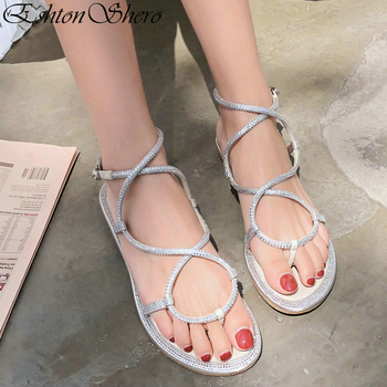 Mujer Tacón Piel Oveja Con Talla Para Eshtonshero Sandalias Boda Hebilla De Zapatos Plataforma Clásica Bajo Verano b7gyv6Yf
