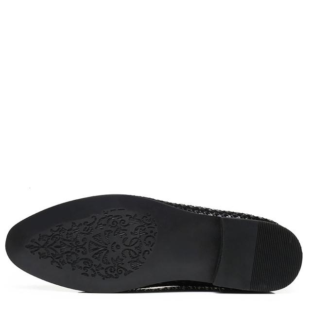 QFFAZ Men Oxfords Shoes Breathable Action leather shoes men british style Men Shoes Braid Tassel Loafers For Man Big Size 38-48